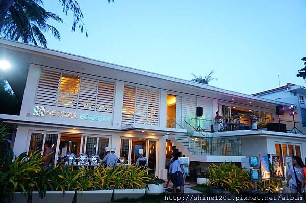 長灘長灘島飯店推薦 Astoria Boracay阿斯托利亞(一號碼頭),附WIFI 島 WEST COVE西灣飯店無敵海景下午茶