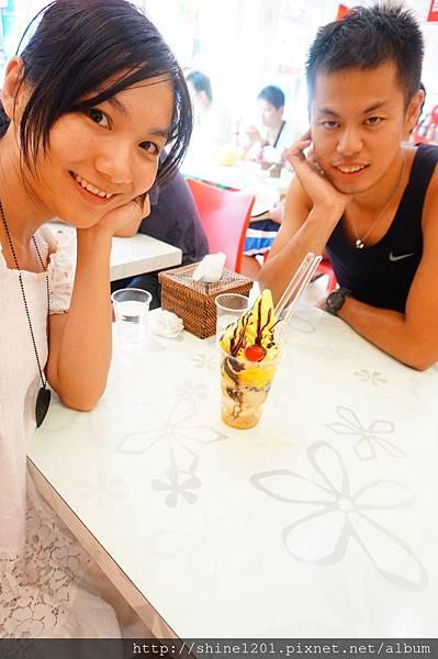 長灘島美食 HALOWICH冰淇淋