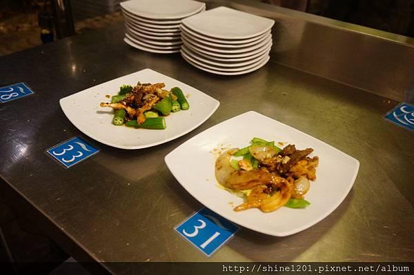 長灘島 麗晶飯店Regency度假村無國界五星美食自助晚餐