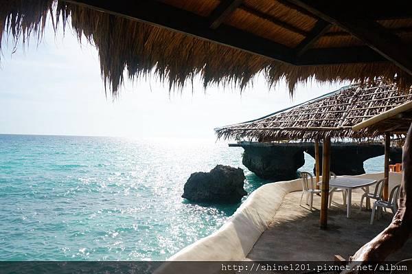 【長灘島秘境般的海景下午茶 】 WEST COVE西灣飯店
