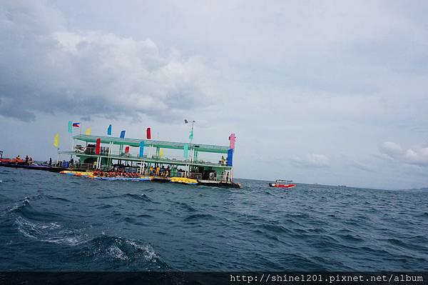 長灘島旅遊水上設施