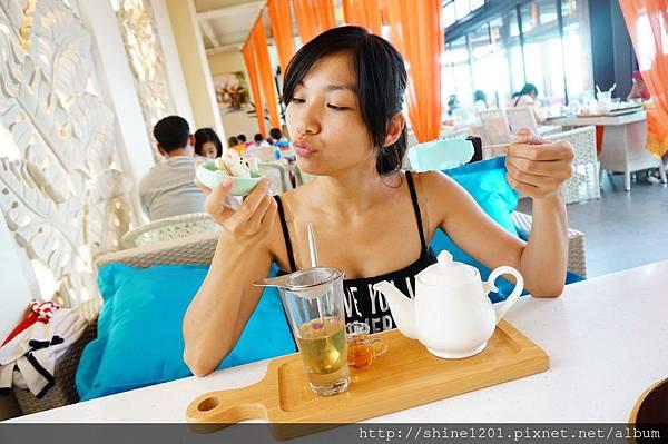 新北市八里下午茶推薦【BALI水岸四季景觀餐廳】