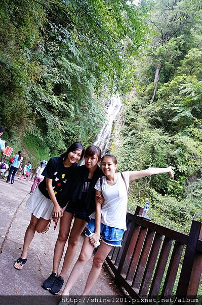福壽山、梨山 桃山瀑布 兩天一夜避暑