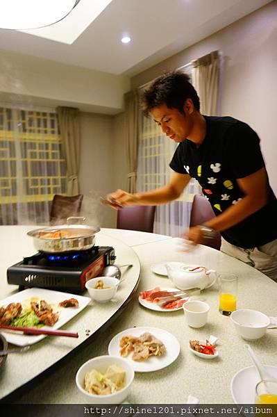 梨山賓館合菜晚餐【超值美味】