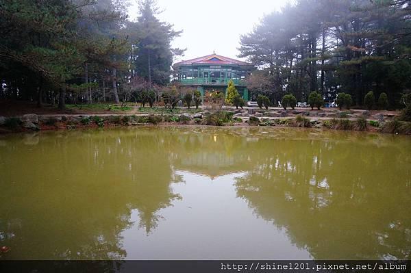 福壽山農場景點 天池