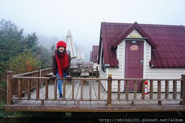 福壽山農場小木屋