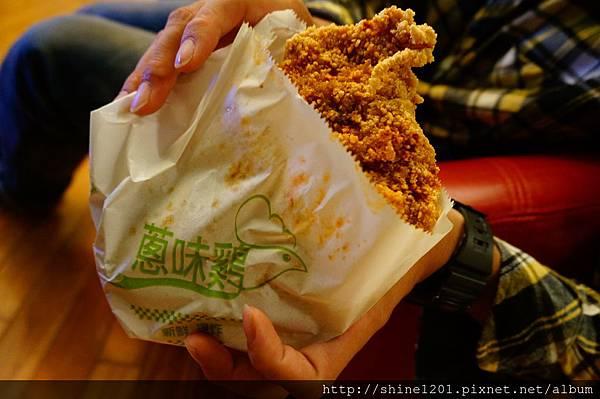 宜蘭蔥味雞很普通