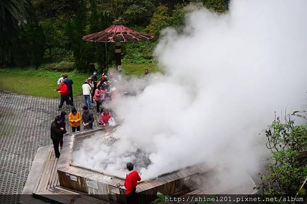 太平山鳩之澤溫泉