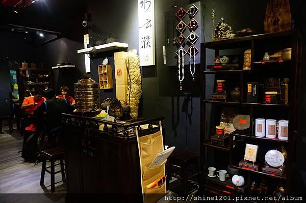 【板橋特色餐廳】水雲濮人文食堂 江子翠站麵食茶館