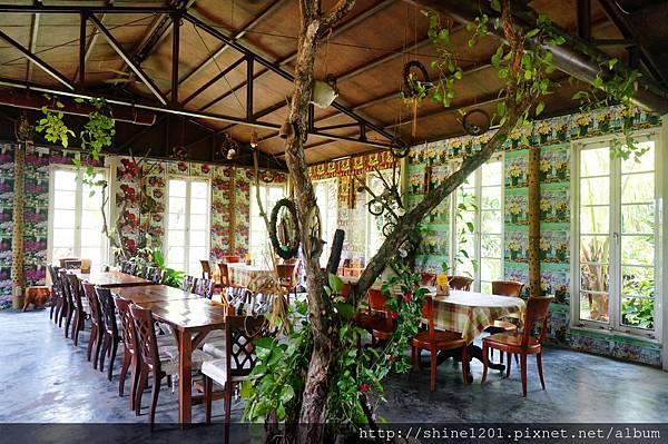 南投集集特色餐廳 漂流木景觀餐廳