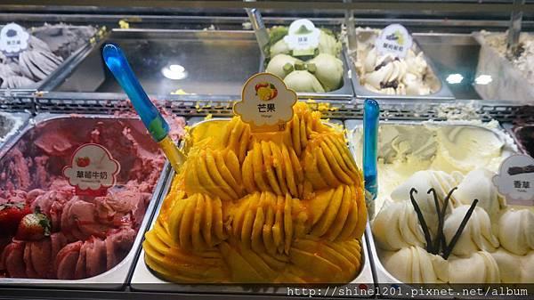 南投美食景點 18度c 巧克力 冰淇淋