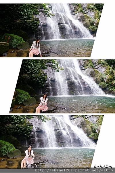 南投旅遊景點 德興瀑布