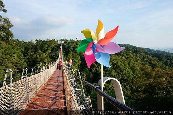 【南投旅遊景點】天空之橋