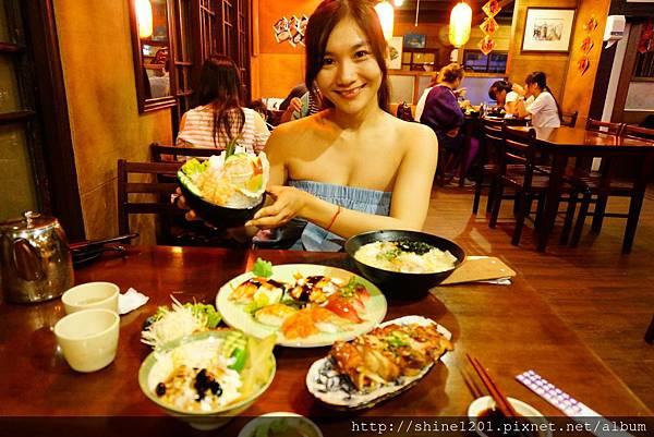【花蓮日本料理】本壽司日式料理 花蓮生魚片