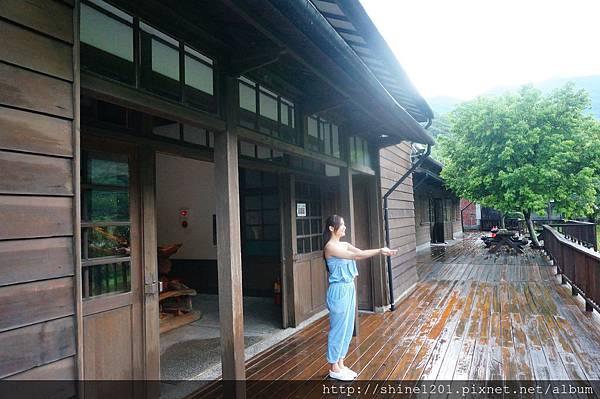 【花蓮旅遊景點】林田山 懷舊日式鐵道風情