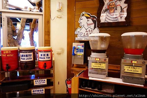【花蓮太魯閣餐廳推薦】原住民風味餐 ❤ 立德布洛灣山月村度假飯店