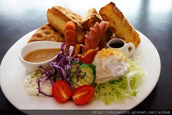 【板橋鬆餅早午餐】182 Pancake.江子翠站華麗鬆餅下午茶推薦DSC02057