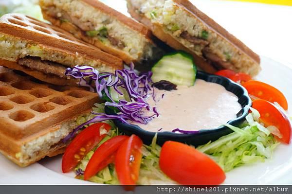 【板橋鬆餅早午餐】182 Pancake.江子翠站華麗鬆餅下午茶推薦DSC02069