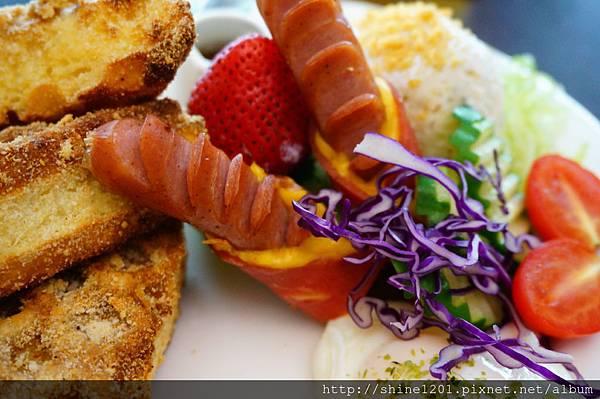 【板橋鬆餅早午餐】182 Pancake.江子翠站華麗鬆餅下午茶推薦DSC02085
