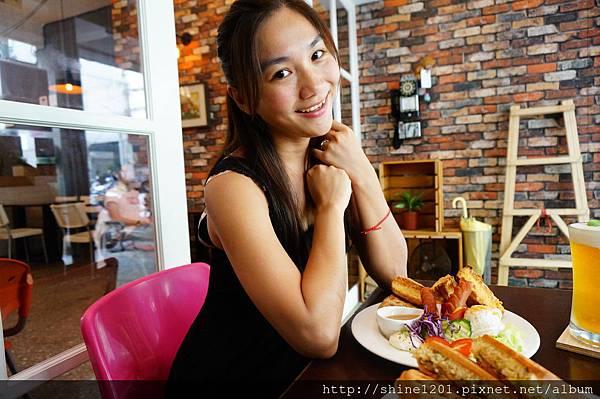 【板橋鬆餅早午餐】182 Pancake.江子翠站華麗鬆餅下午茶推薦DSC02082