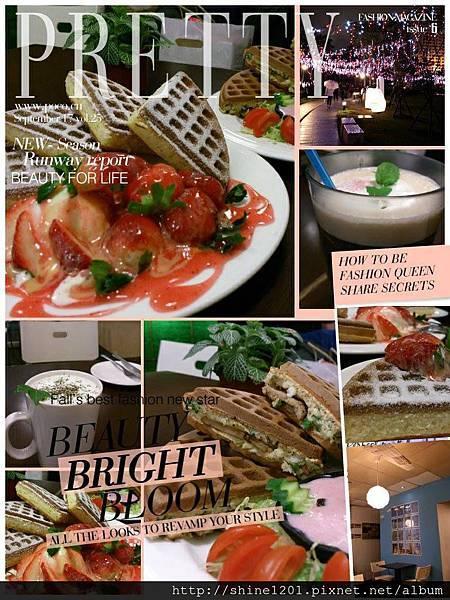 【板橋鬆餅早午餐】182 Pancake.江子翠站華麗鬆餅下午茶推薦