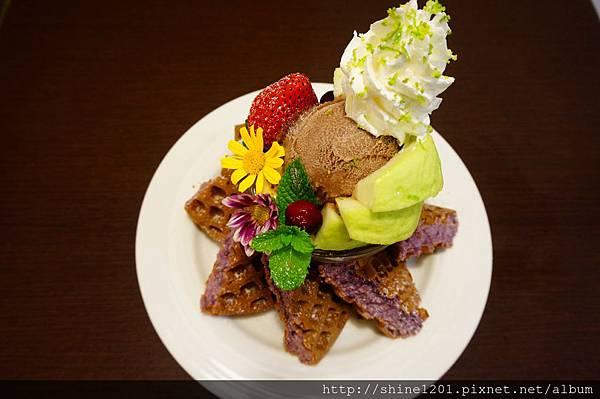 【板橋鬆餅早午餐】182 Pancake.江子翠站華麗鬆餅下午茶推薦DSC05728