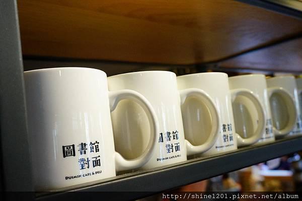 【中和早午餐】圖書館對面咖啡 早午餐.下午茶推薦
