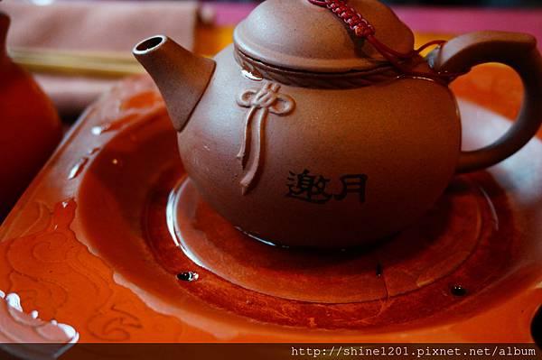 【台北旅遊美食.貓空泡茶】邀月茶坊24小時營業的優質景觀茶餐廳
