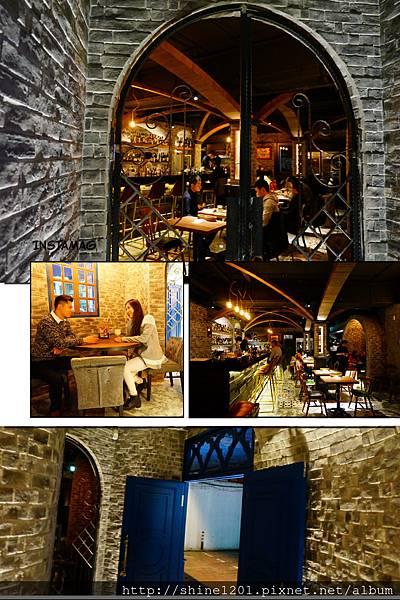 【東區餐酒館】Closet Restaurant & Bar 忠孝敦化站質感酒吧餐館