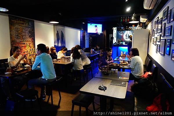 【板橋居酒屋】9%酒趴旋轉串燒Bar.板橋江子翠站酒吧