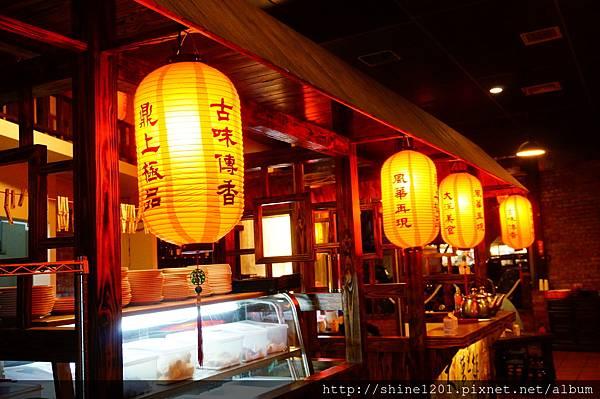 【宜蘭羅東古早味餐廳】大漢王朝羊肉爐烏骨鷄.有岡山羊肉的味道~!!