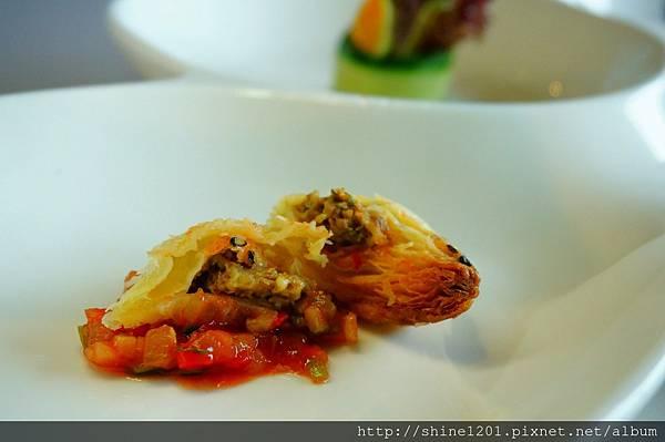 【宜蘭礁溪景觀餐廳】Ambrosia俺不捨創意料理.礁溪山泉溫泉大飯店