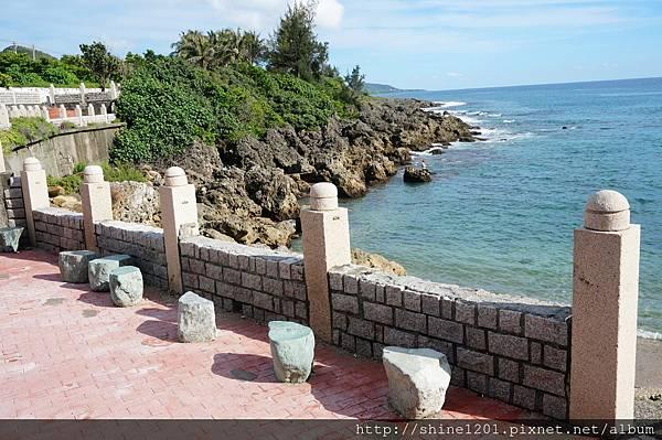 【墾丁海景美食】萬里桐阿嬤麵店,給你最好的海景,異國般的美麗秘境