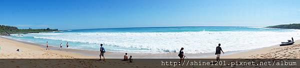 墾丁景點 白沙灘 白沙灣