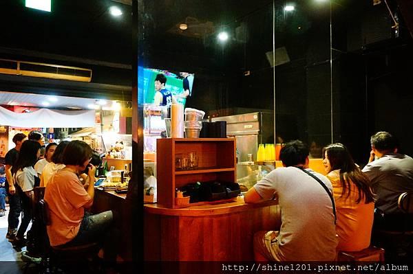 【中山區居酒屋】柒串燒屋.居酒屋.台北銅板美食.深夜食堂(可外帶喔)