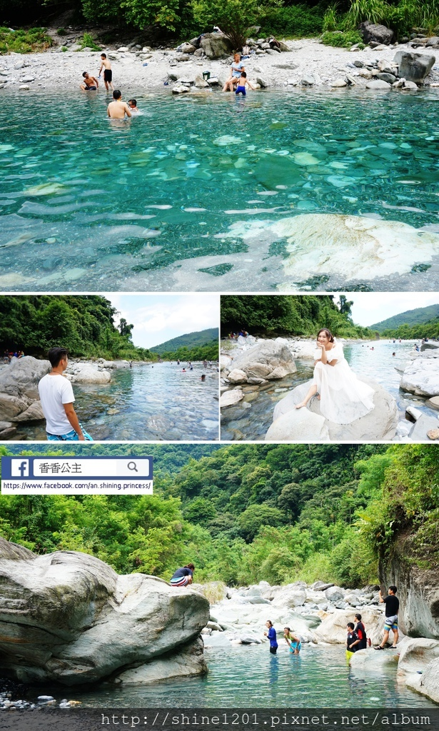 花蓮旅遊景點 砂婆礑水源地 鄰近市區戲水景點.花蓮親子旅遊行程