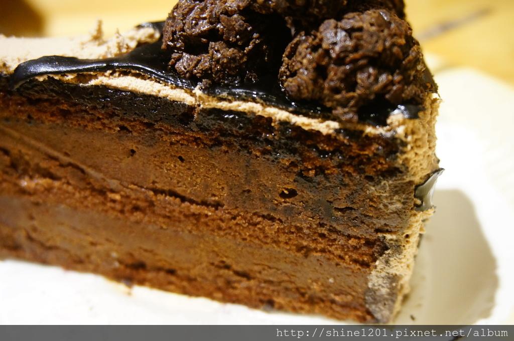 板橋府中 金礦咖啡蛋糕