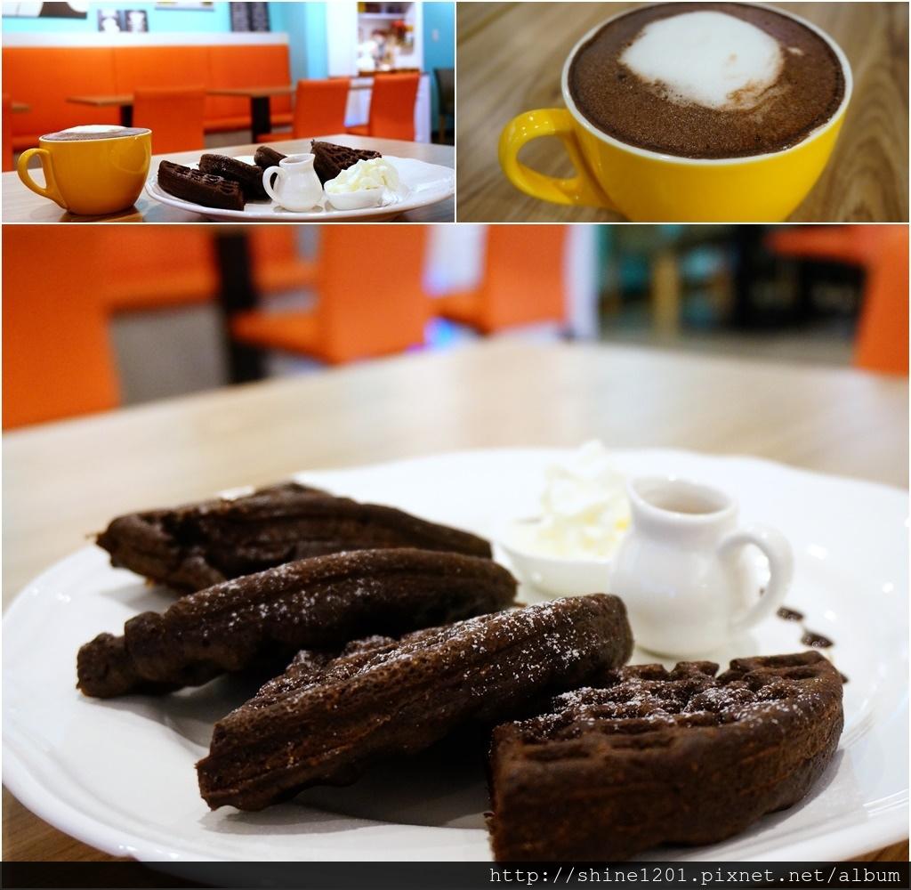 新莊早午餐.下午茶 豐實cafe & brunch.新莊美食