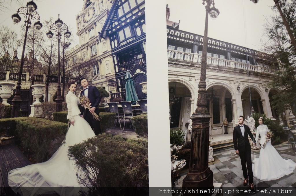 台北中正區婚紗推薦艾美工作坊法式手工婚紗