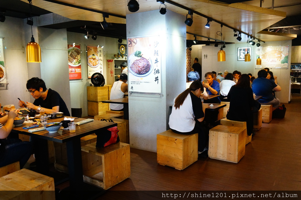 忠孝敦化站美食 燒肉丼販.東區平價丼飯專賣店