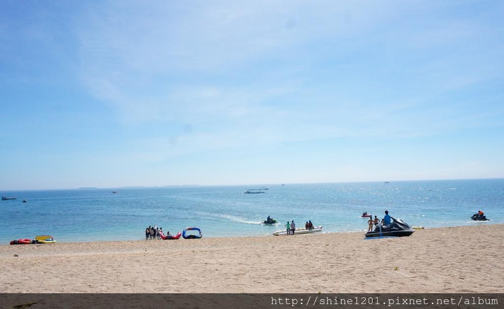 澎湖吉貝水上活動 景點