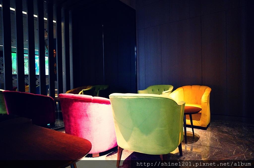 台北美福大飯店 彩匯BUFFET  美福Cocoon 池畔酒吧|中山大直美食.餐酒館