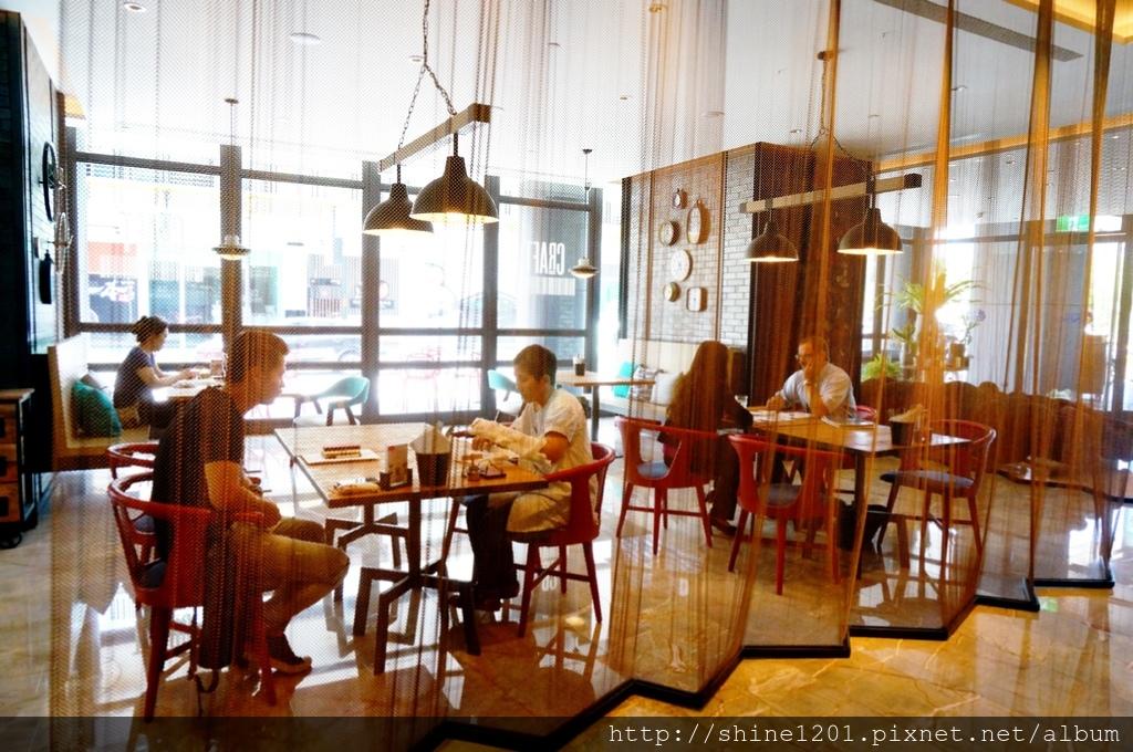 高雄中央公園英迪格酒店 Craft Café|高雄新崛江美食