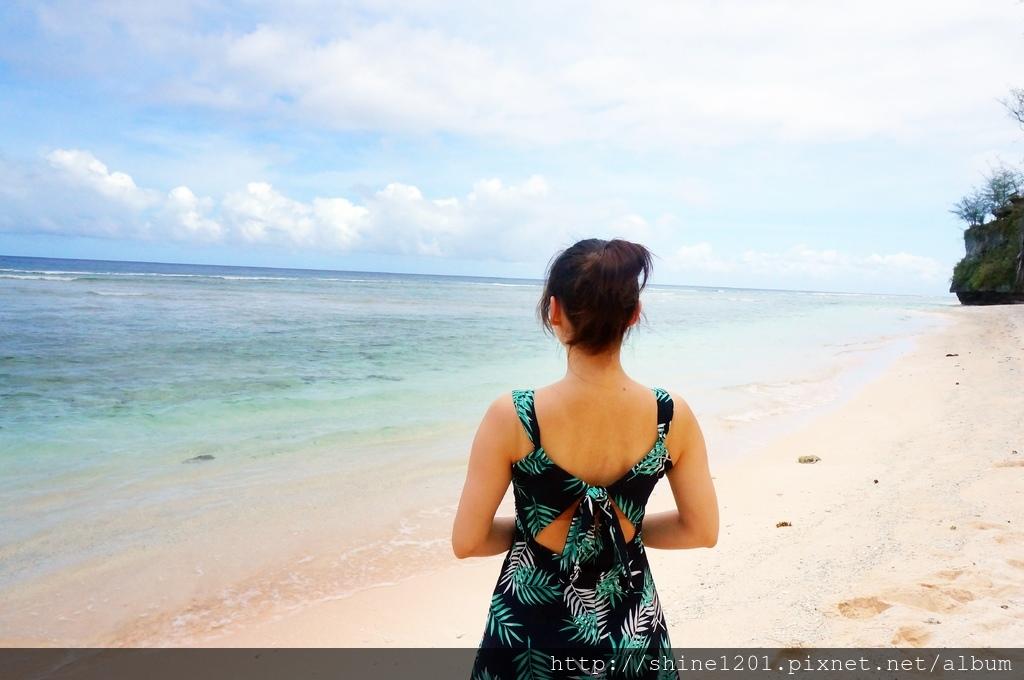 星砂島|關島景點.季芹關島婚紗