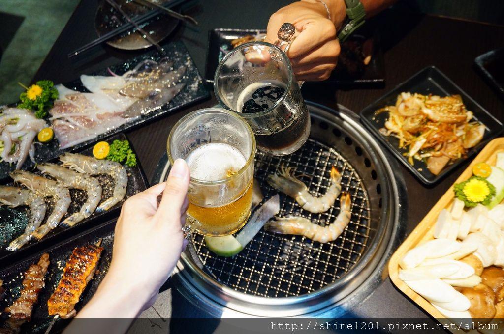 板橋燒肉.府中站美食.新野町燒肉居酒屋