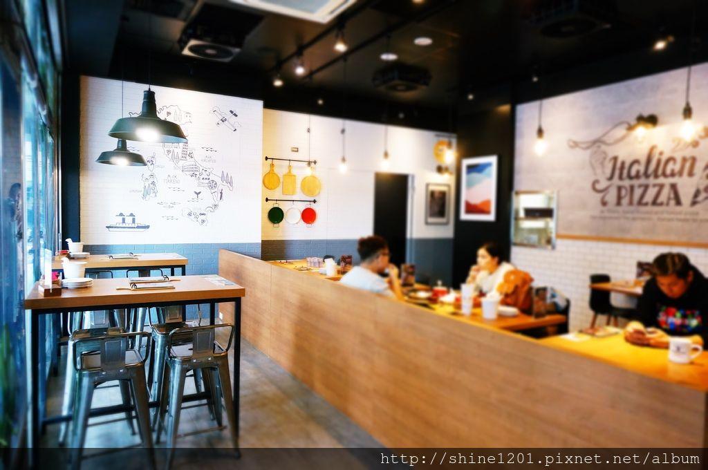 堤諾義式比薩 Tino's Pizza Café|板橋府中站美食.板橋披薩