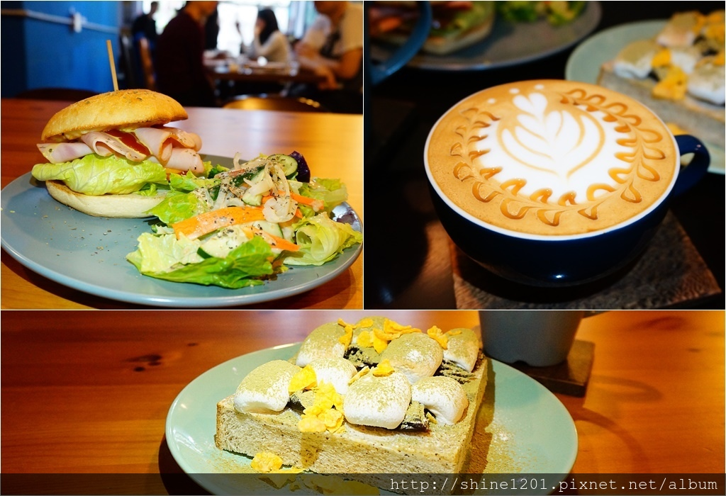Book's coffee 布可咖啡|板橋江子翠站美食.板橋早午餐