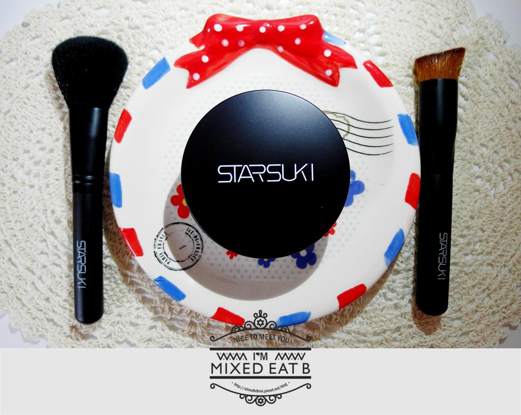 STARSUKI粉底+刷具-1-1
