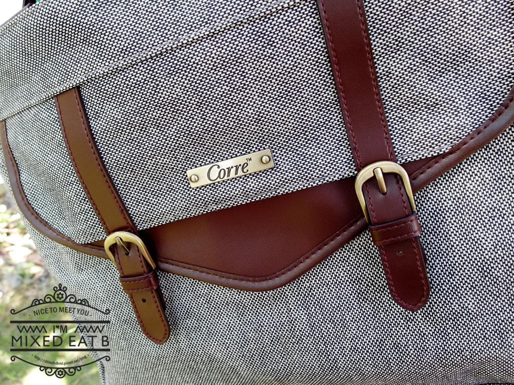 CORRE 台灣手工帆布包-1-4