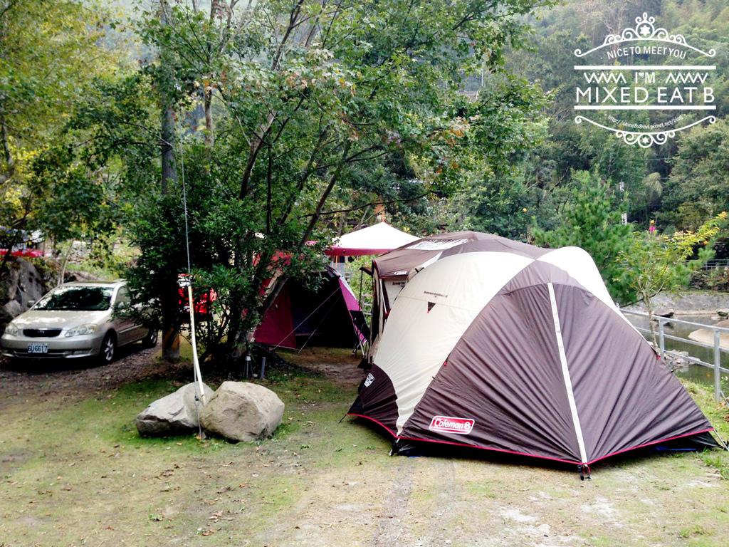 拉拉山-樂野營區露營+日本Smile LED療癒小提燈-1-15